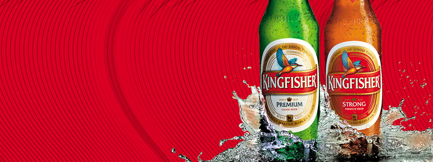 kingfisher united breweries group Enter the world of kingfisher – home of india's favourite beer kingfisher world is your gateway to the good times online.